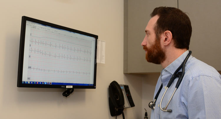 Veterinary Echocardiography at Court Square Animal Hospital